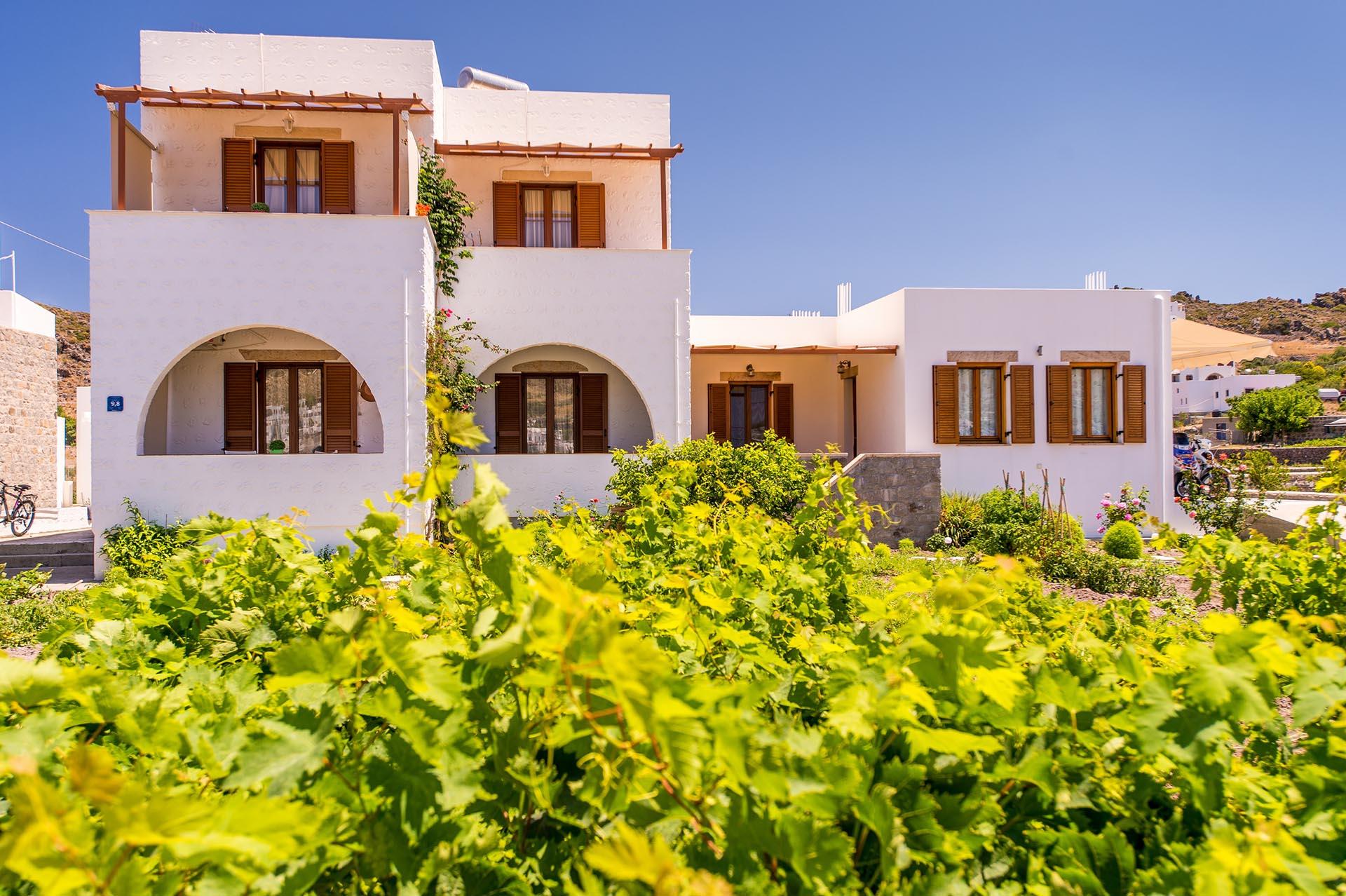 Home Stefanos Studios Patmos